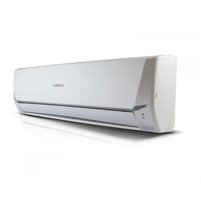 TORNADO Split Air Conditioner 1.5 HP Cool Standard With Dry and Super Jet Function In White Color TH-C12UEE