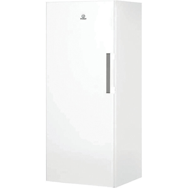 INDESIT FREEZER NO FROST CAPACITY 170 LITERS 4 DRAWERS WHITE UI4 F1T W ديب فريزر انديست 170 لتر - 4 درج - لون ابيض