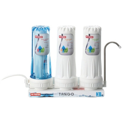 Fresh Tango Water Filter - 3 Stages