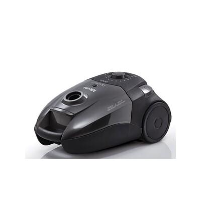 Mienta Beetle Bagged Vacuum Cleaner, 2000 Watt, Grey - VC19404B  مكنسة ميانتا 2000 وات