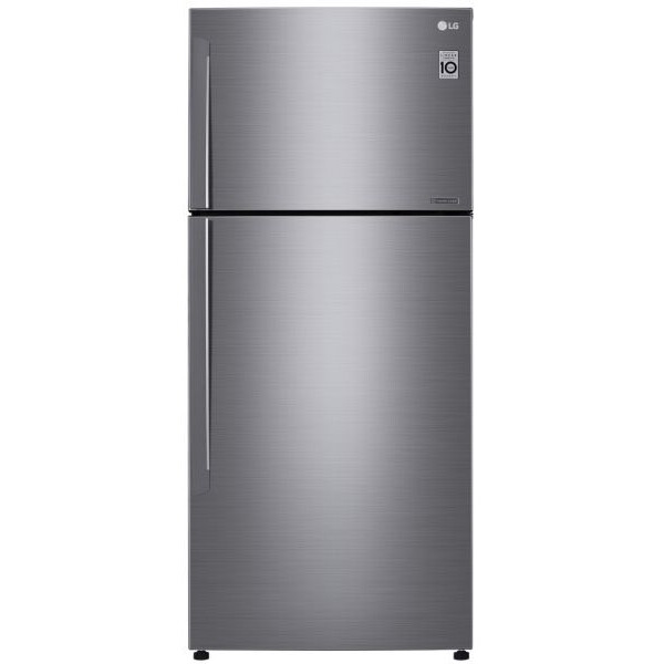 LG GC-C602HLCU Refrigerator Inverter Multi Air Flow - 438L ثلاجة ال جى 438 لتر - 15 قدم