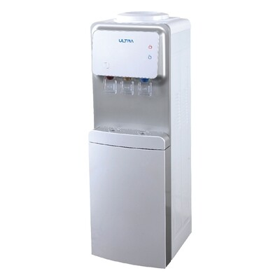 Ultra Water Dispenser 3 Tap (Hot/Normal/Cold)  UWD 19CAB مبرد مياه الترا 3 حنفية  - بارد/ساخن/عادي