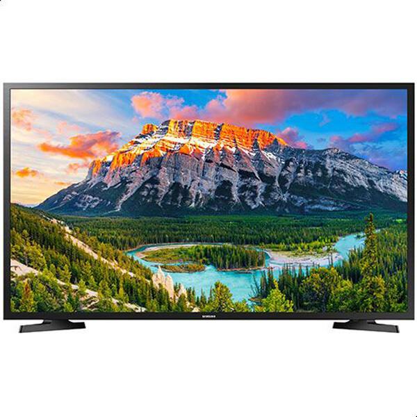 UA43T5300AUXEG تلفزيون سامسونج سمارت 43 بوصة LED بدقة FHD مع رسيفر داخلي
