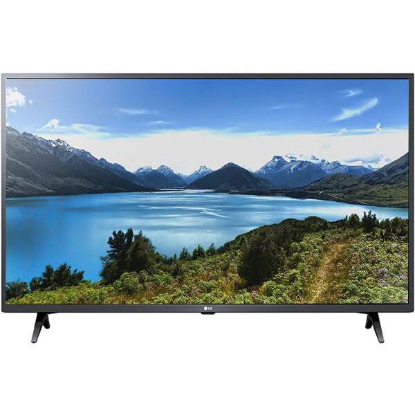 43UN7340PVC تلفزيون ال جي سمارت 43 بوصة بدقة 4K UHD، وتقنية LED مع ريسيفر داخلي - 43