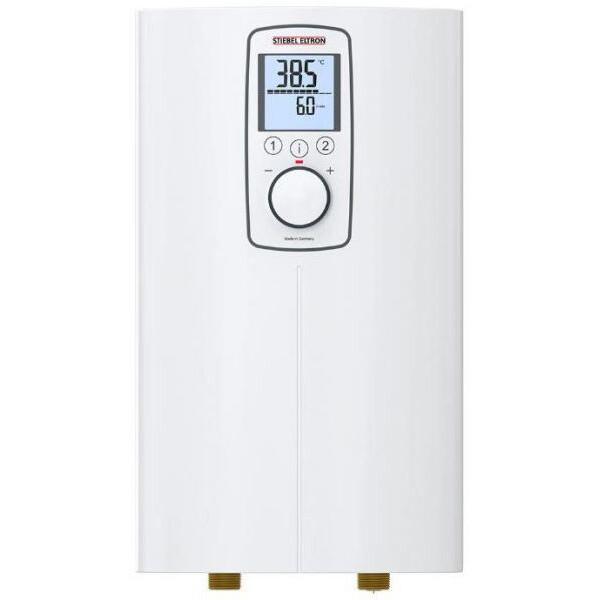 DCE-S 6/8 Plus سخان مياه كهربائى فورى شتيبل الترون، 6 كيلو وات، ابيض