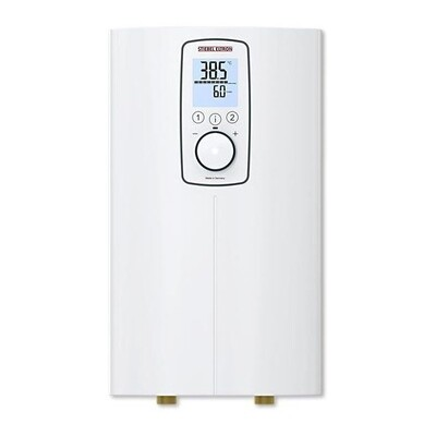DCE-X 10/12 Premium سخان مياه كهربائى فورى شتيبل الترون، 10 كيلو وات، ابيض