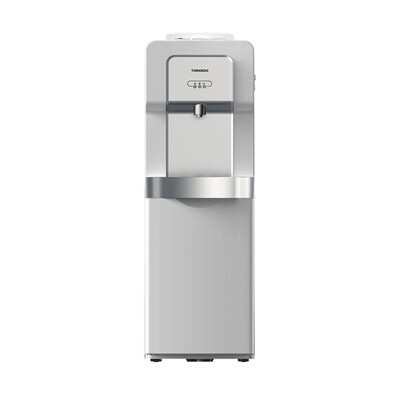 WDM- H40ABE - S مبرد مياه تورنادو بالحافظة - سيلفر ( بارد - ساخن - فاتر ) حنفية واحدة
