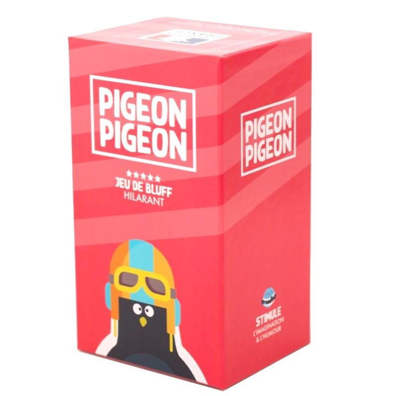 1 jeu Pigeon Pigeon