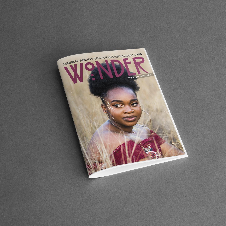 Wonder Magazine  |  Edition Two: Hope