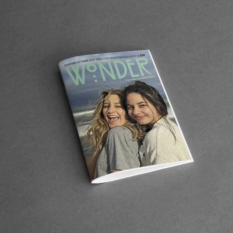 Wonder Magazine | Edition Three: Purpose