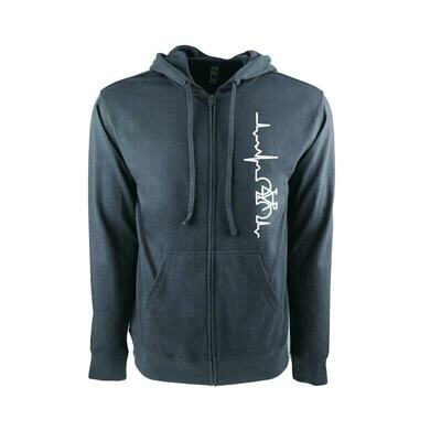 Life Line Full-Zip Hooded Jacket
