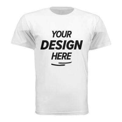 Your Custom Design T-Shirt