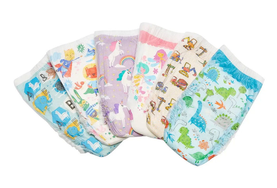 Diapers Size 1 Qty. 12