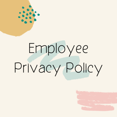 Employee Privacy Policy
