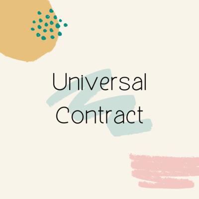 Universal Contract