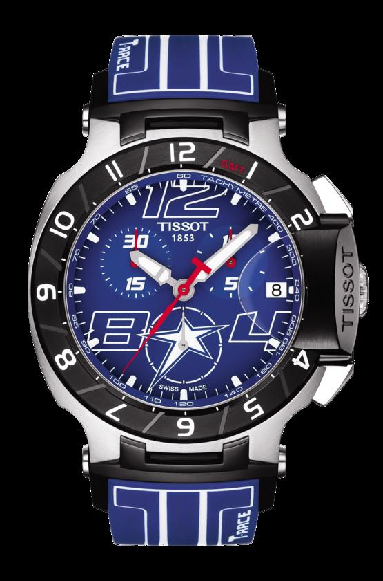 Наручные часы TISSOT T-RACE NICKY HAYDEN 2014 T048.417.27.047.00