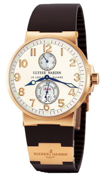 Ulysse Nardin Maxi Marine Chronometer 266-66-3