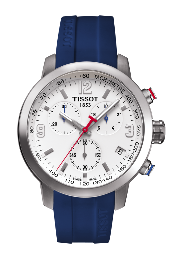 Наручные часы TISSOT PRC 200 ICE HOCKEY SPECIAL EDITION T055.417.17.017.02