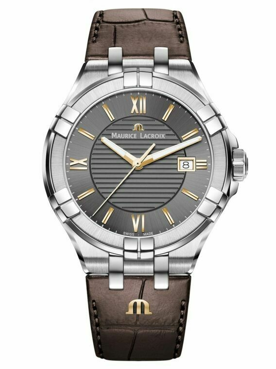 Наручные часы Maurice Lacroix AIKON Date 42mm  AI1008-SS001-333-1