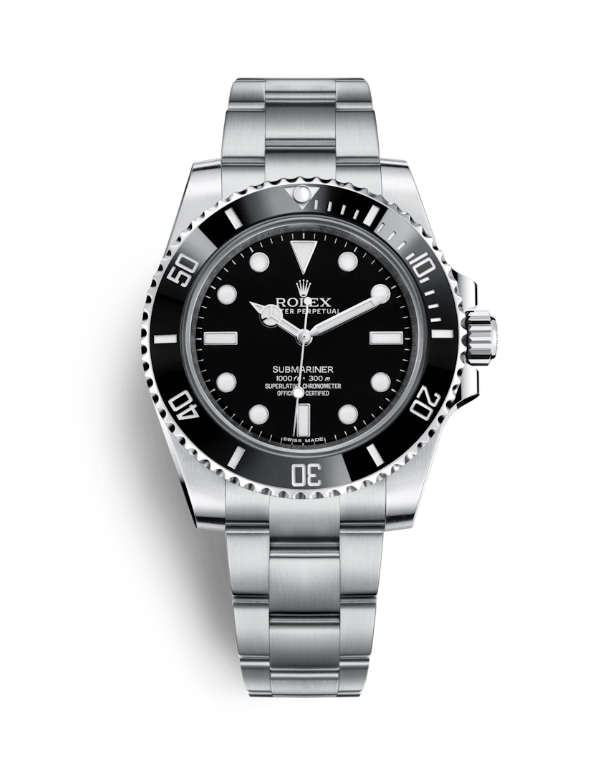ROLEX SUBMARINER 40MM 114060-0002 (под заказ)