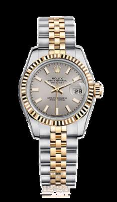 Наручные часы ROLEX Lady Datejust Steel and Yellow Gold 26 мм 179173-0076 (под заказ)
