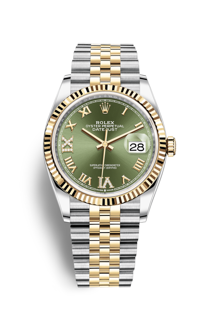 ROLEX DATEJUST 36 MM 126233-0025(под заказ)