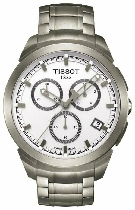 Наручные часы TISSOT T-Sport Titanium Chronograph T069.417.44.031.00