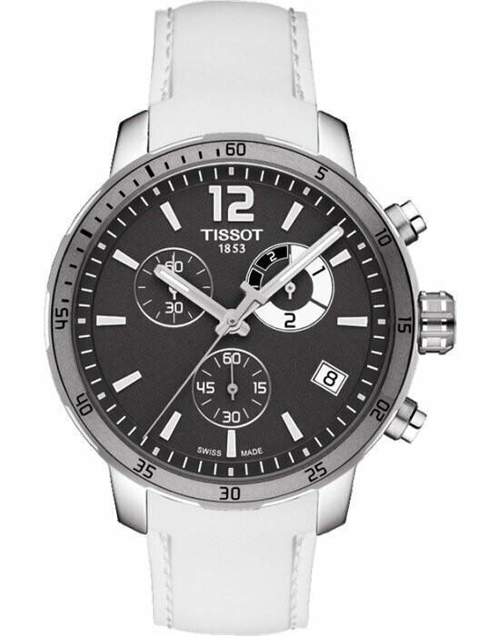 Наручные часы Tissot Quickster Chronograph Football T095.449.17.067.00
