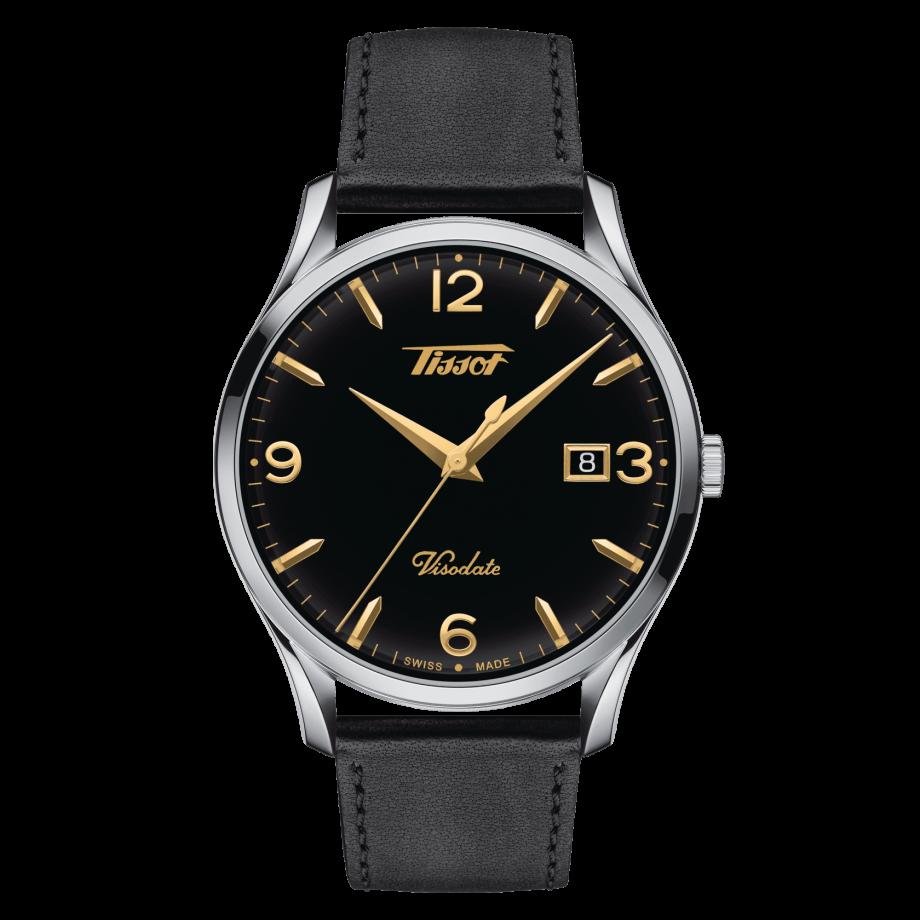 Наручные часы TISSOT HERITAGE VISODATE T118.410.16.057.01