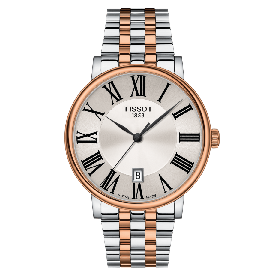 Наручные часы TISSOT CARSON PREMIUM T122.410.22.033.00