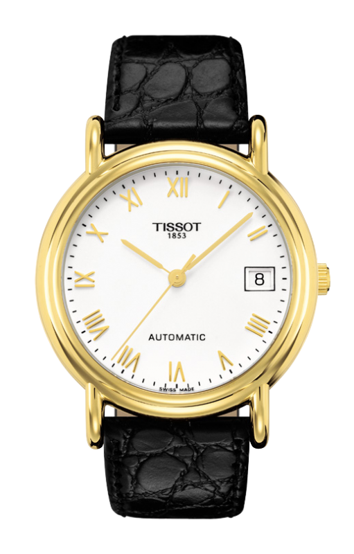 Наручные часы Tissot Gold Carson Automatic T71.3.430.13