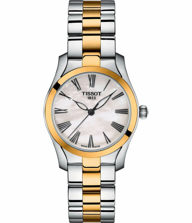 Женские часы Tissot T-Wave T112.210.22.113.00