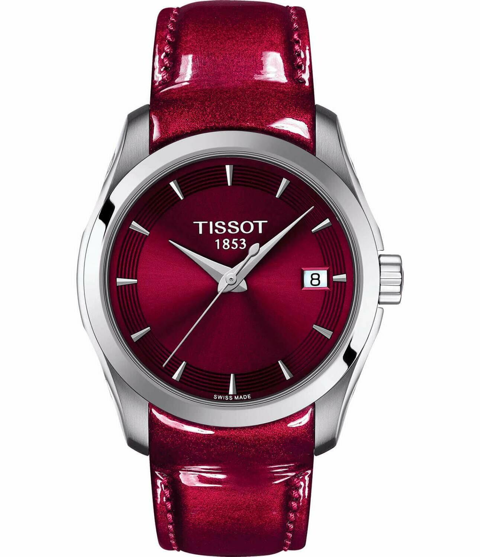 Наручные часы Tissot COUTURIER QUARTZ LADY T035.210.16.371.01