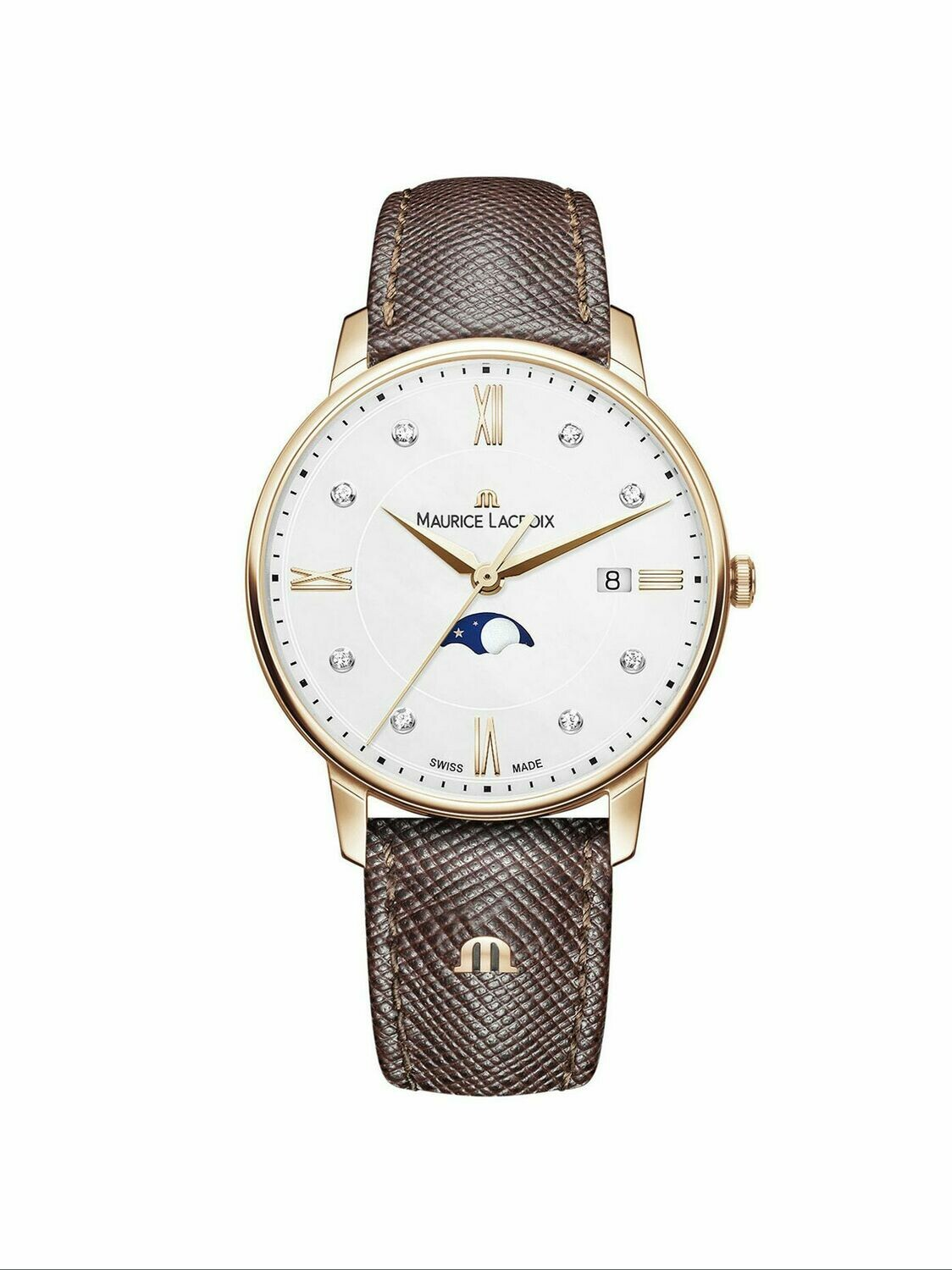 MAURICE LACROIX ELIROS Moonphase 35mm EL1096-PVP01-150-1
