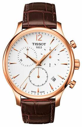 Наручные часы T- ClassicTradition Chronograph T063.617.36.037.00