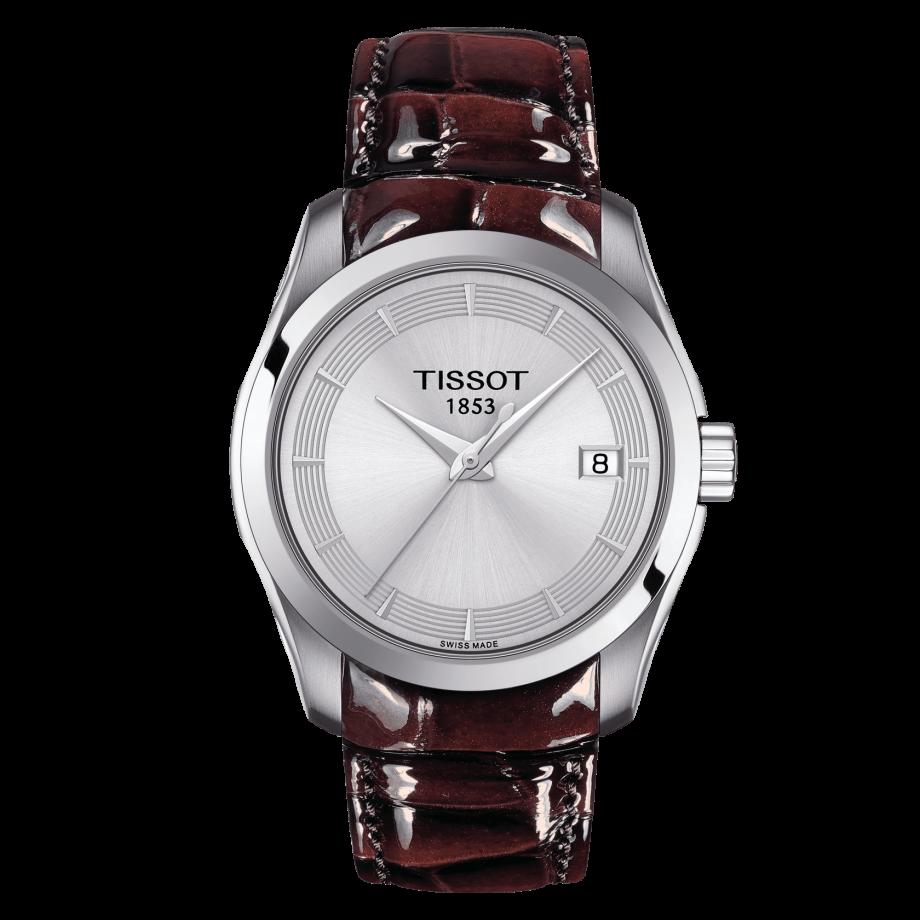 TISSOT COUTURIER LADY T035.210.16.031.03