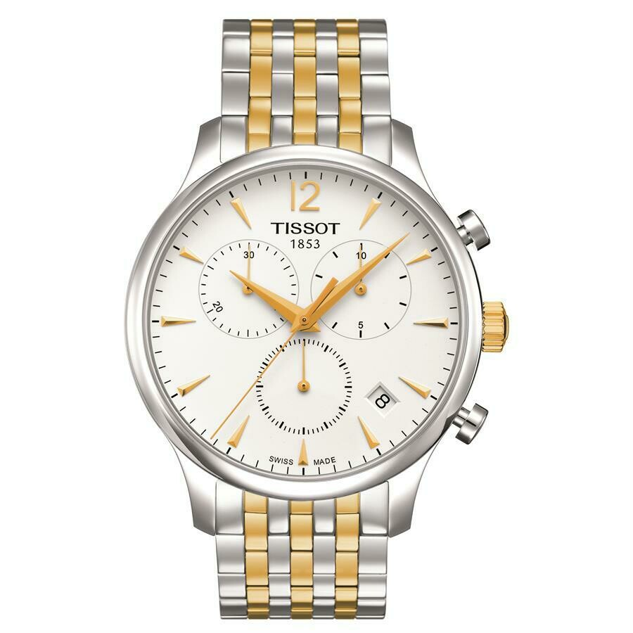 Наручные часы TISSOT T063.617.22.037.00 T-Classic Tradition Quartz Chronograph