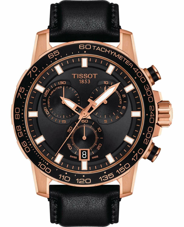 Мужские часы Tissot SuperSport Chrono T125.617.36.051.00
