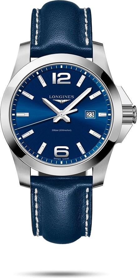 Наручные часы Longines Conquest L3.760.4.96.0
