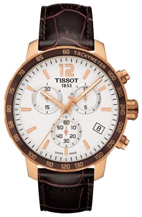 Наручные часы Tissot Quickster Chronograph T095.417.36.037.00
