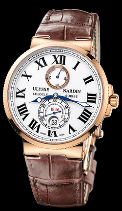 Ulysse Nardin Maxi Marine Chronometer 266-67/40