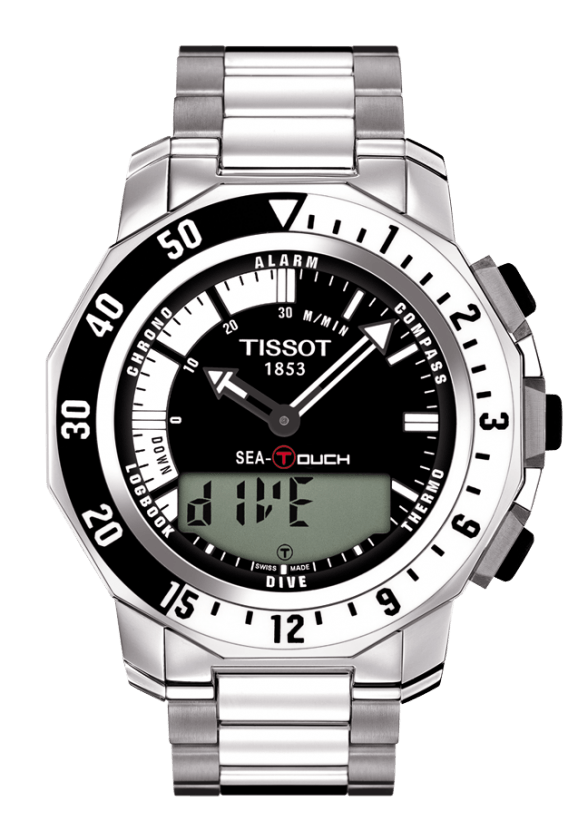 TISSOT SEA-TOUCH Т026.420.11.051.00