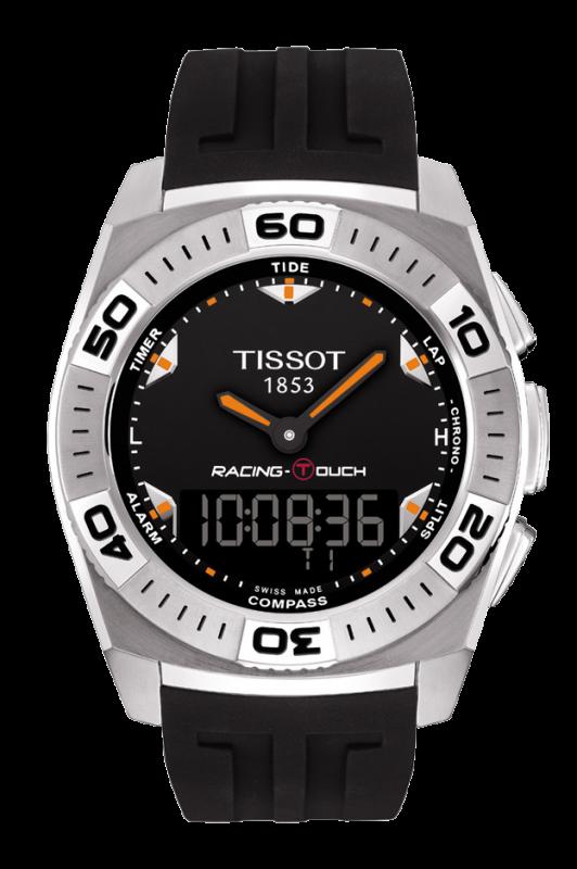 Наручные часы Tissot T002 Racing-Touch T002.520.17.051.02