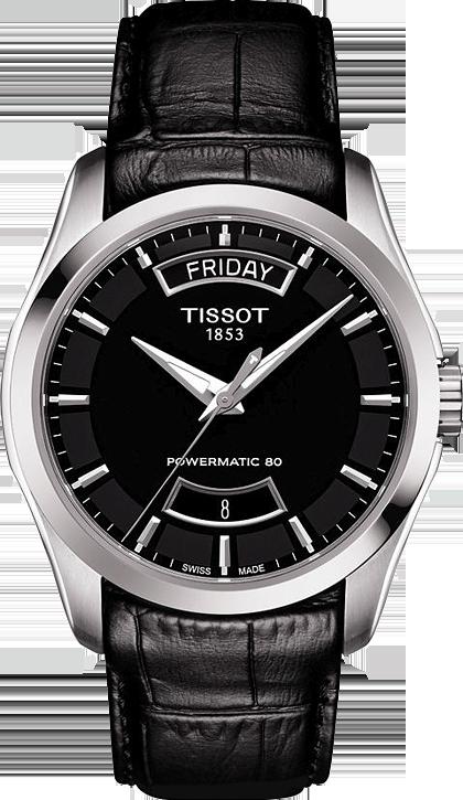 Наручные часы TISSOT COUTURIER AUTOMATIC GENT T035.407.16.051.02