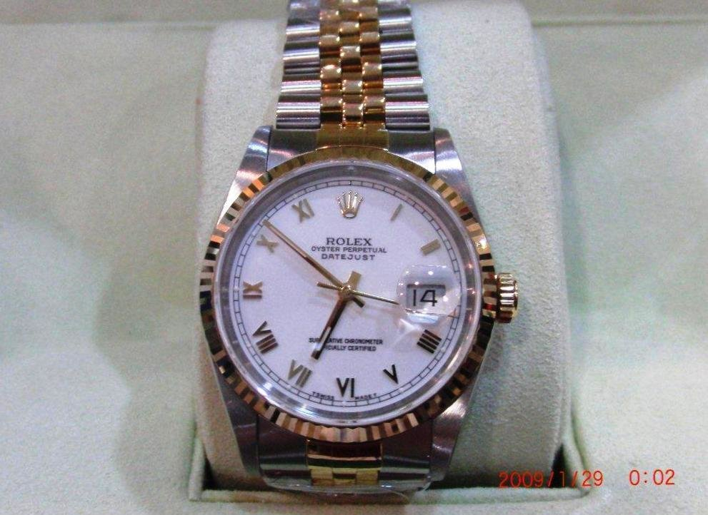 Rolex Oyster Perpetual Datejust 116233-0149