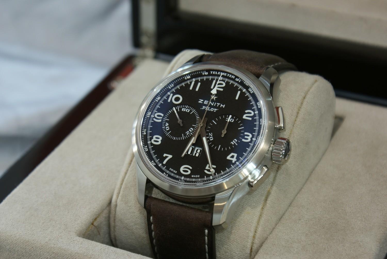Zenith El Primero Pilot Big Date Special 42 mm 03.2410.4010/21.C722
