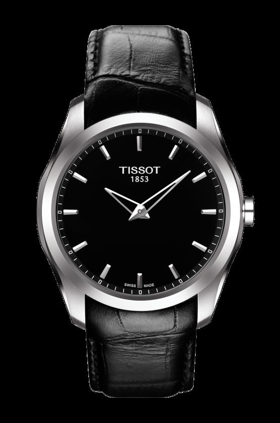 Наручные часы TISSOT COUTURIER SECRET DATE T035.446.16.051.00