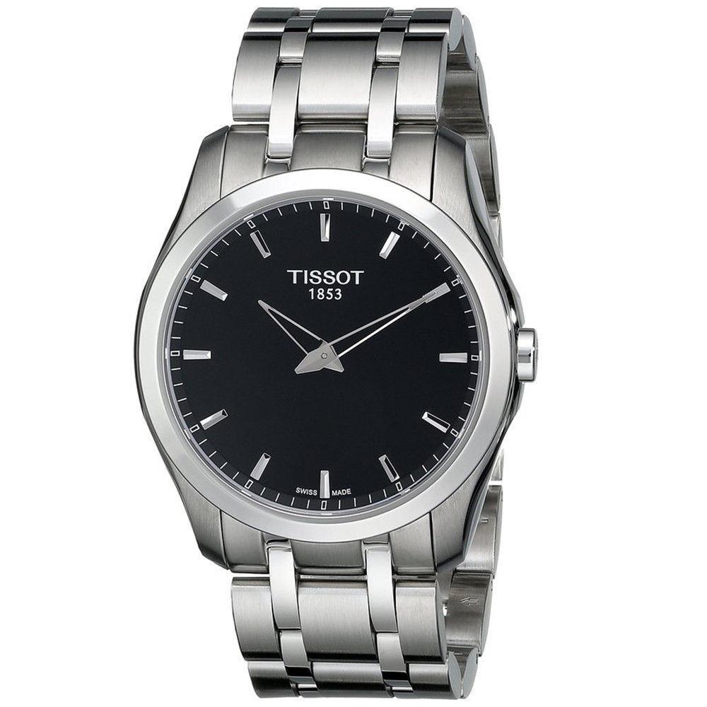 Наручные часы TISSOT COUTURIER SECRET DATE T035.446.11.051.00