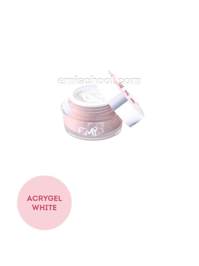 Acrygel White, 5/15/50 g.