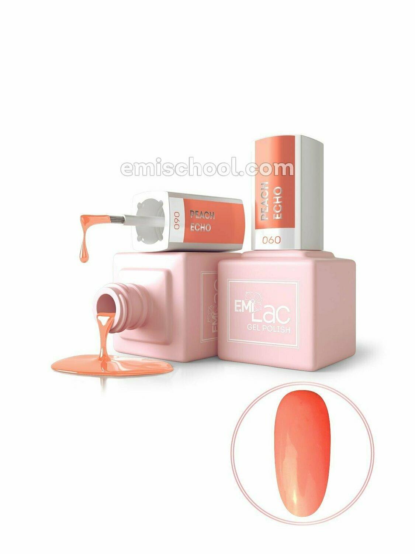 E.MiLac PA Peach Echo #060, 9 ml.